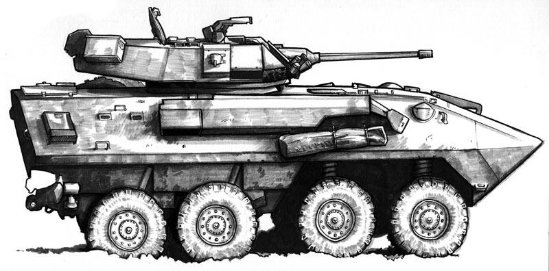USMC Lav-25 by Crewshay on DeviantArt