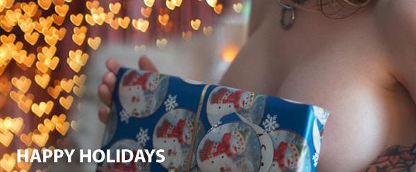 Happy Holidays!!! by CamilleCrimson