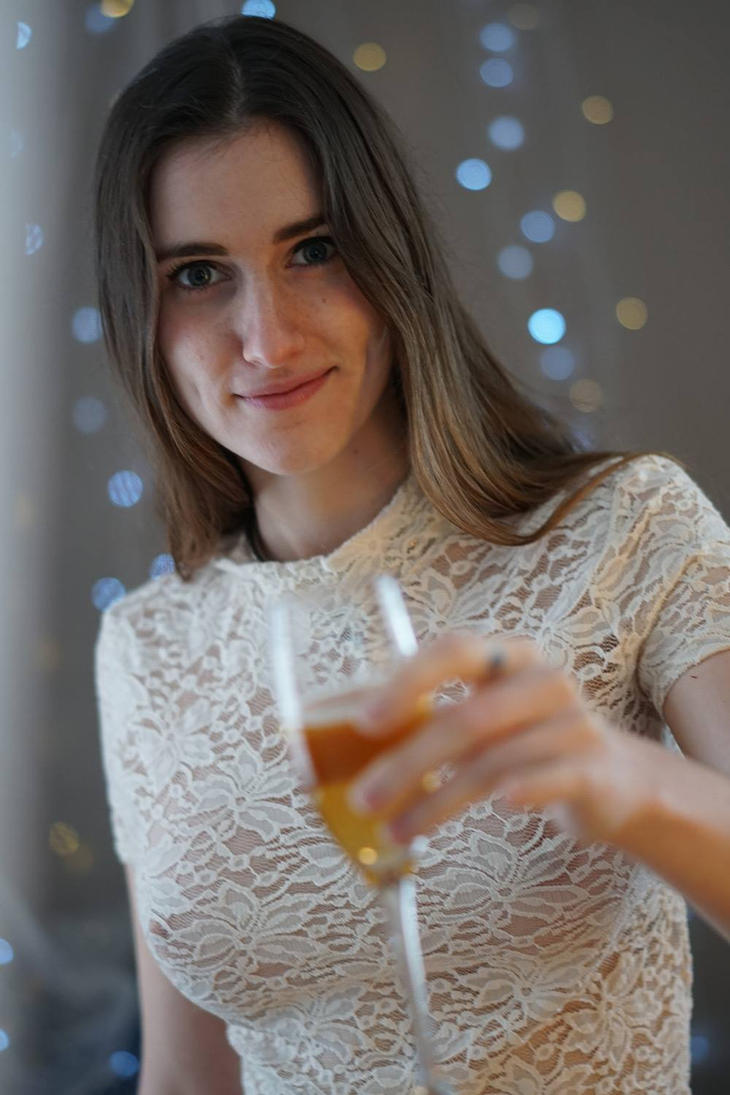 Cheers to 2017! by CamilleCrimson