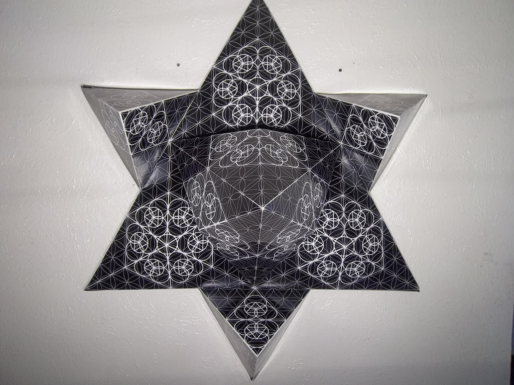 flower of life pyramid