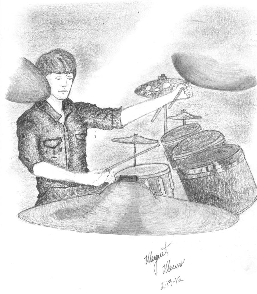 Drummer by AutumnBreezeSymphony