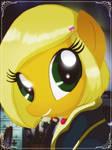 Gentle Caress (fallout Equestria: Atomic Clover).