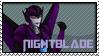 Request - Nightblade Stamp by spiketail94