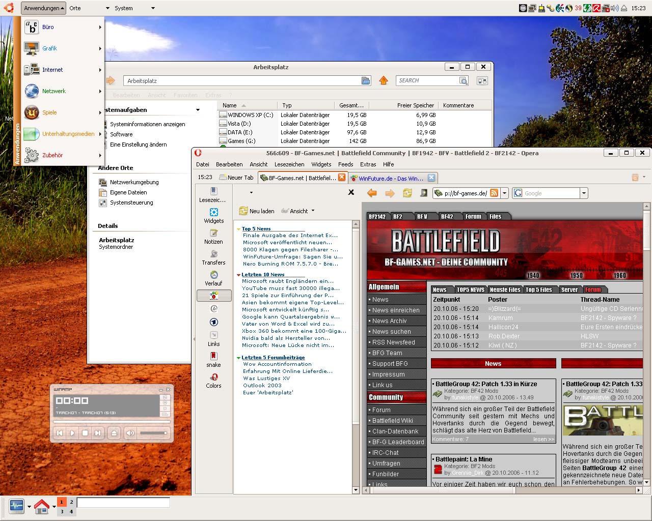 Ubuntu Like by MaxFragg