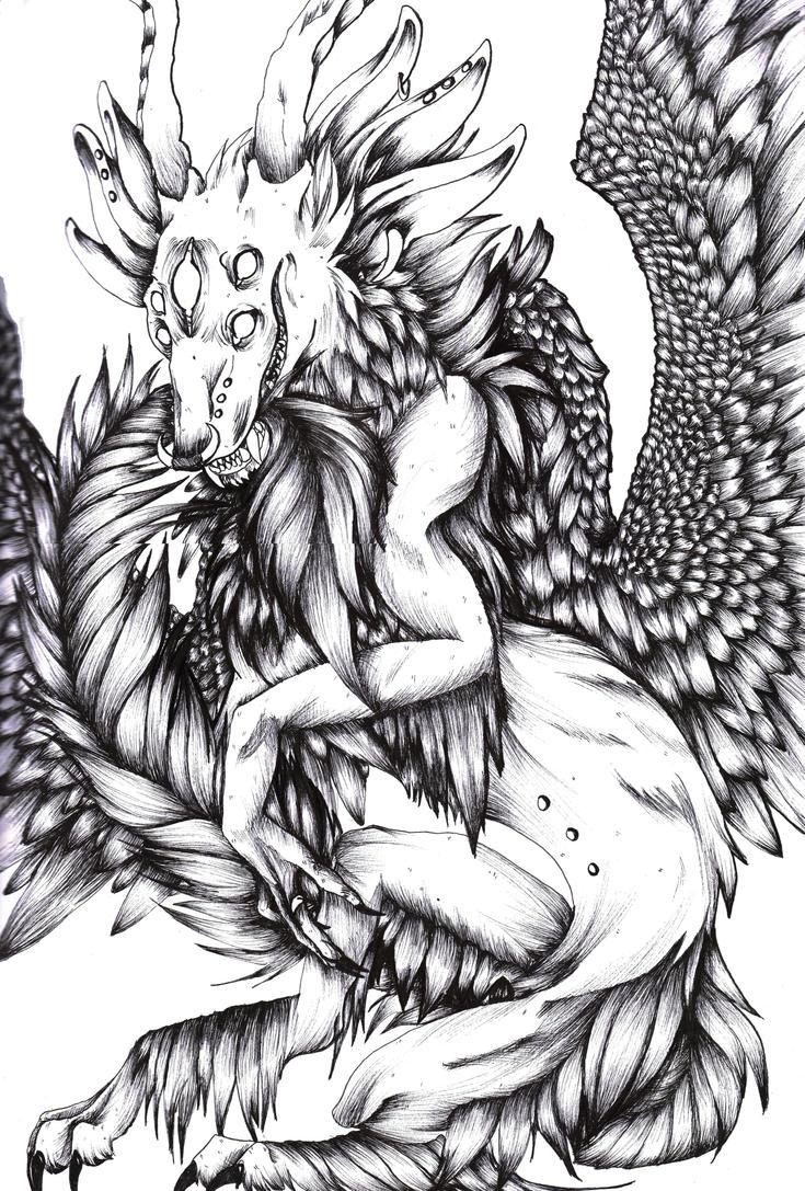 Magpie by AcidVeins