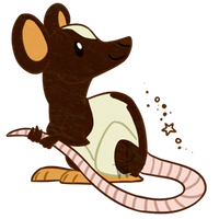 {Comm} Rat by byDaliaPamela