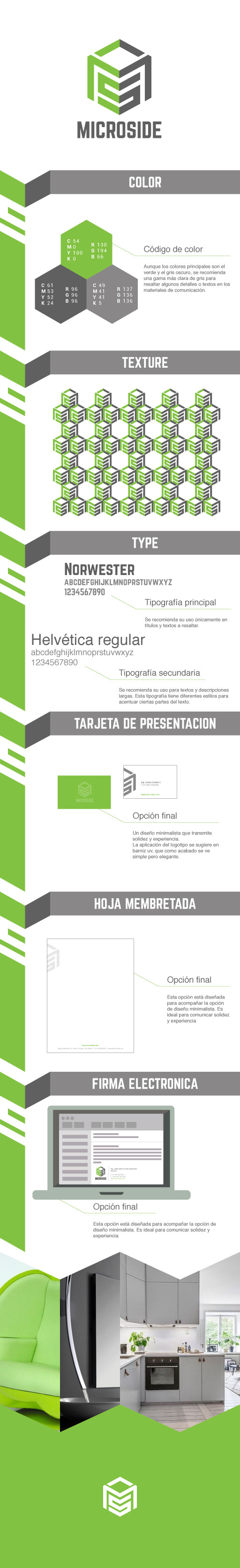 Microside brand guide by byDaliaPamela