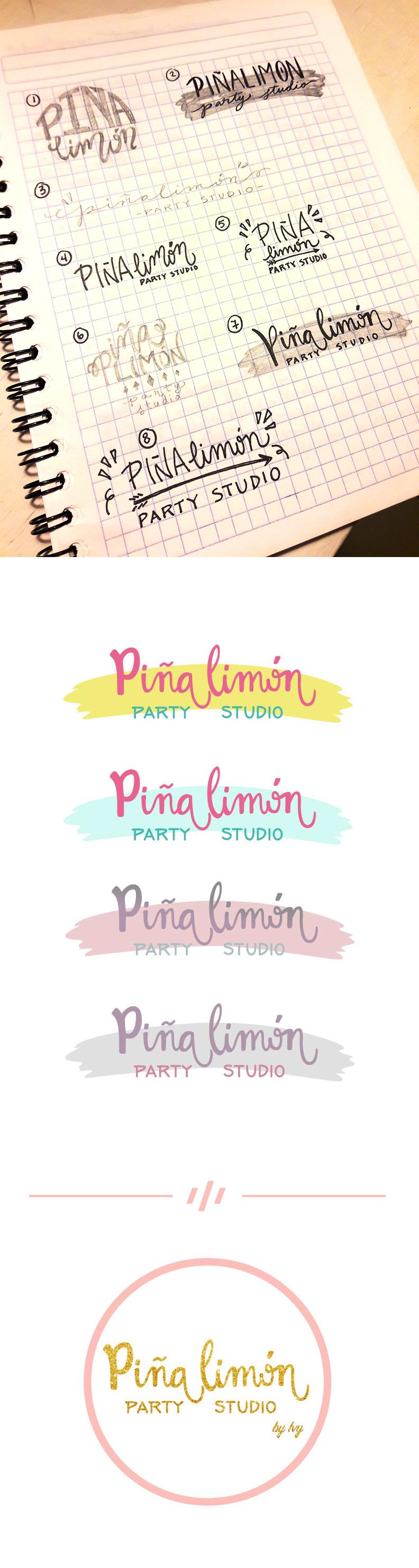 Pinalimon Brand by byDaliaPamela