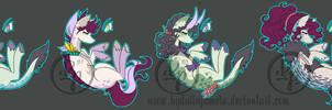 Breedables pony designs 009 by byDaliaPamela