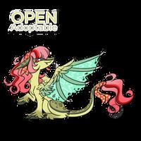 Bat ponies Adoptables (OPEN) by byDaliaPamela