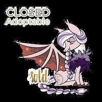 Bat ponies Adoptables (CLOSED) by byDaliaPamela