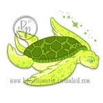 Chibi-turtle
