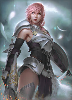 Lightning, by Ae-rie