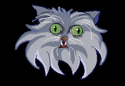 Gato Pixel