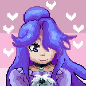 Alayna pixel by JNG1997