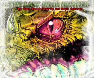 Dragon eye by Master-Majic