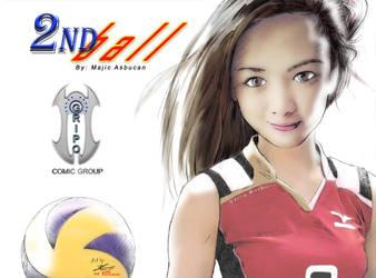 2nd Ball Comics poster 1