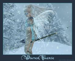 Winter Faerie by CherryCStaff
