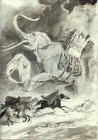 LOTR: elefants by Unita-N