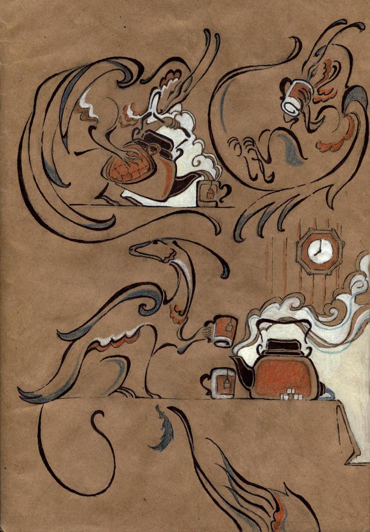 Five o'clock PAGE 4 by Unita-N