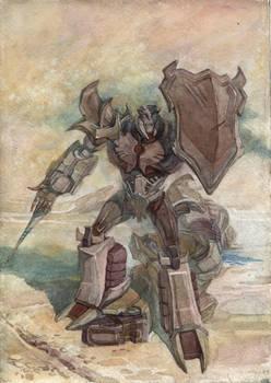 TF Prime: Kaon Gladiator