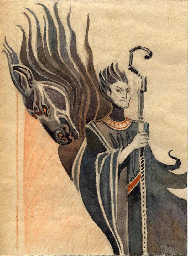ROTG: Nightmare king by Unita-N