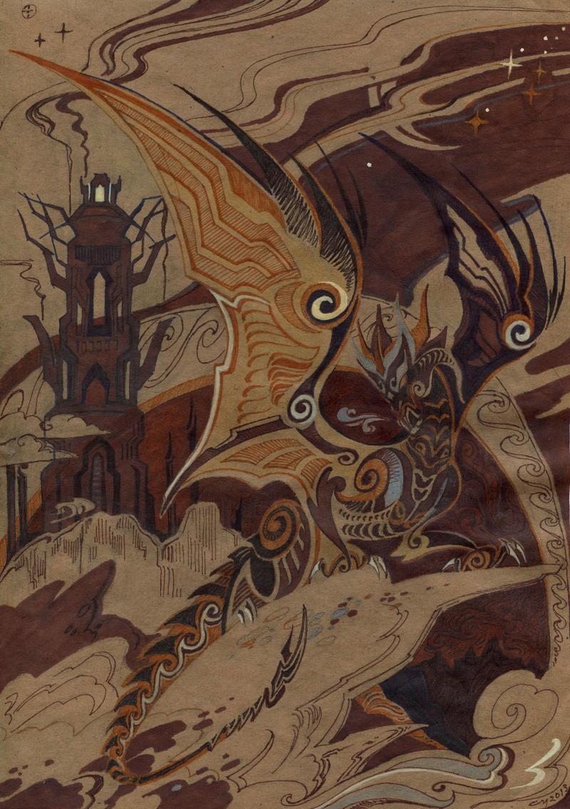 TFP: Darkmount beast by Unita-N
