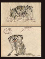 DI: Persick's interpersonal conflict by Unita-N