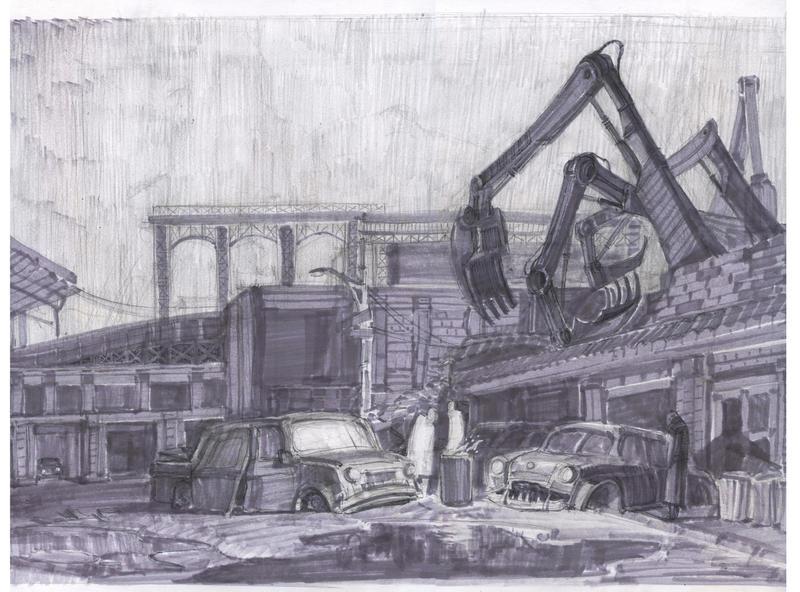 slum by Unita-N