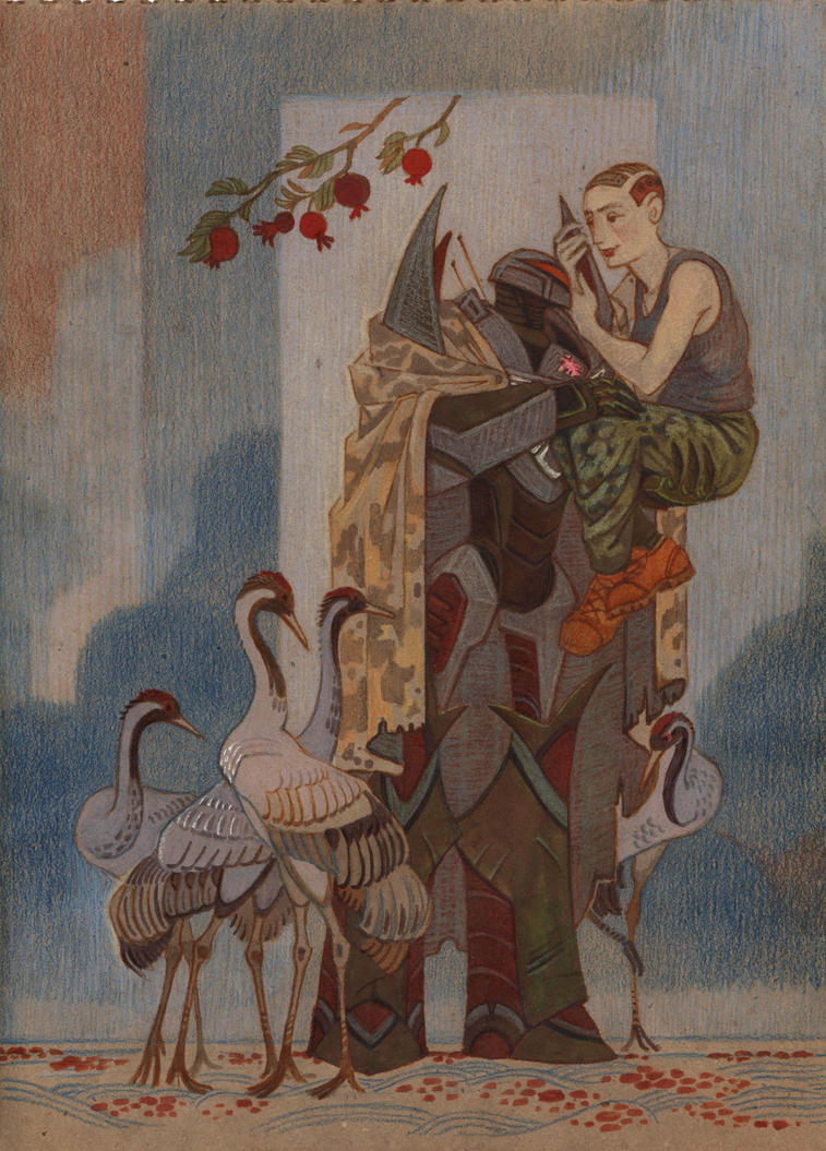SFA: Cranes by Unita-N