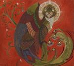 SFA: Simurgh sketch by Unita-N