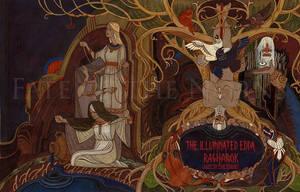 FOTN: Illuminated Edda cover by Unita-N