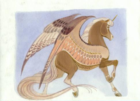 Inktober 05 Falcon