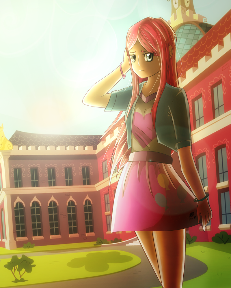 PinkamenaDianePie - EquestriaGirls by DarkRay777