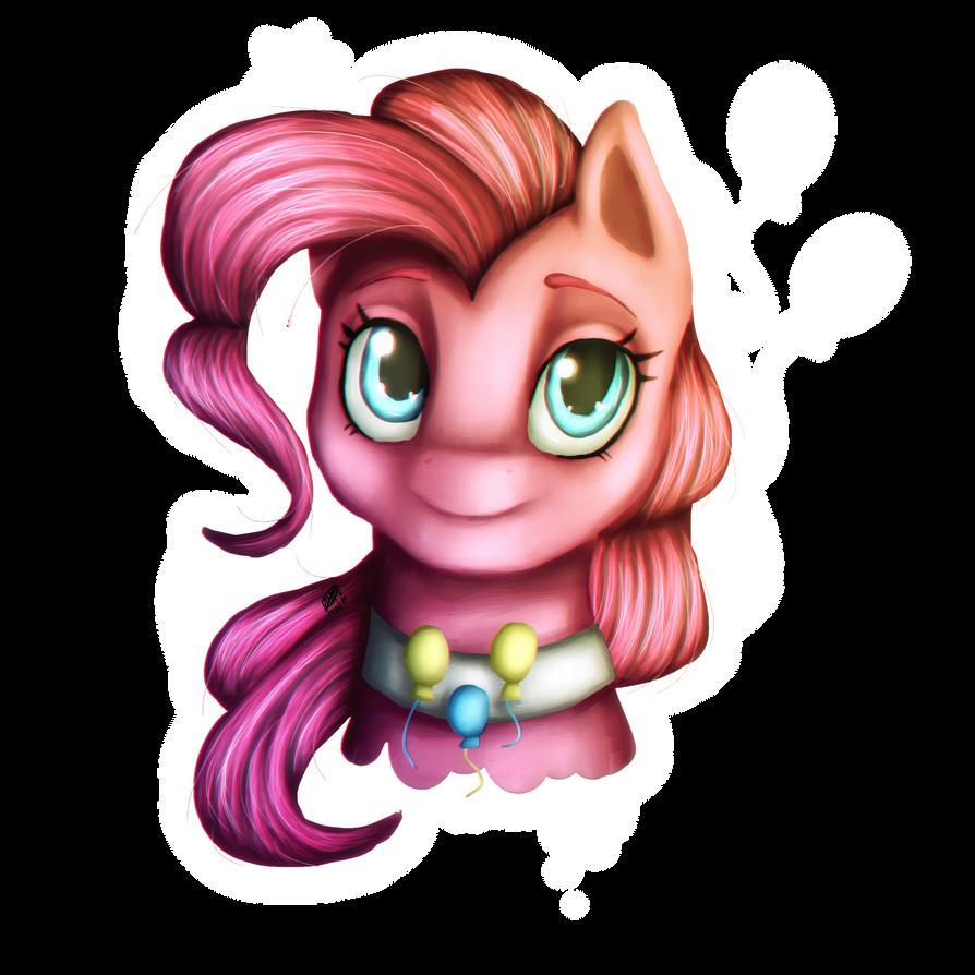 Just Pinkie by DarkRay777