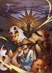 Raiden Pokemon Team (The Keepers of Thunder)