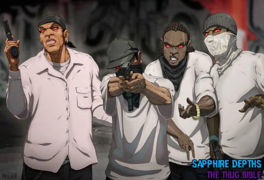 Kinfolk Gang Sapphire Depths Thug Bible