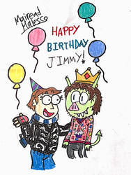 Happy Birthday Jimmy!