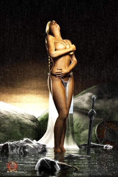 Ysolda by darthhell
