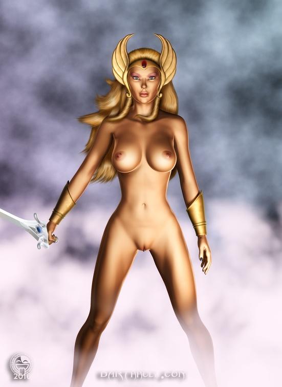 Presenting She-Ra by darthhell