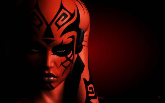 Talon Face copy by darthhell