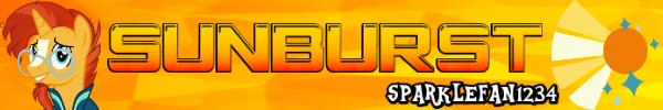 Sunburst MLP:FiM signature