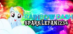 Rainbow Dash MLP:FiM