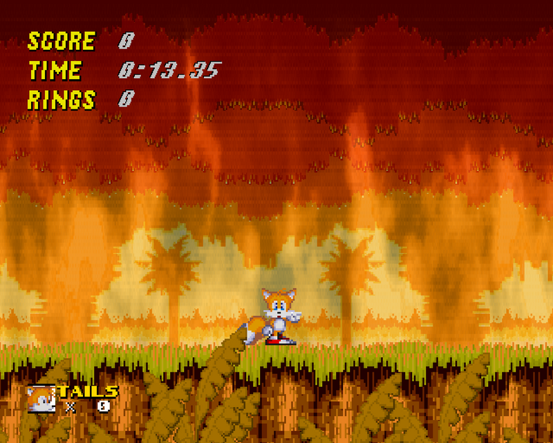 Tails Exe Game – HD Wallpapers
