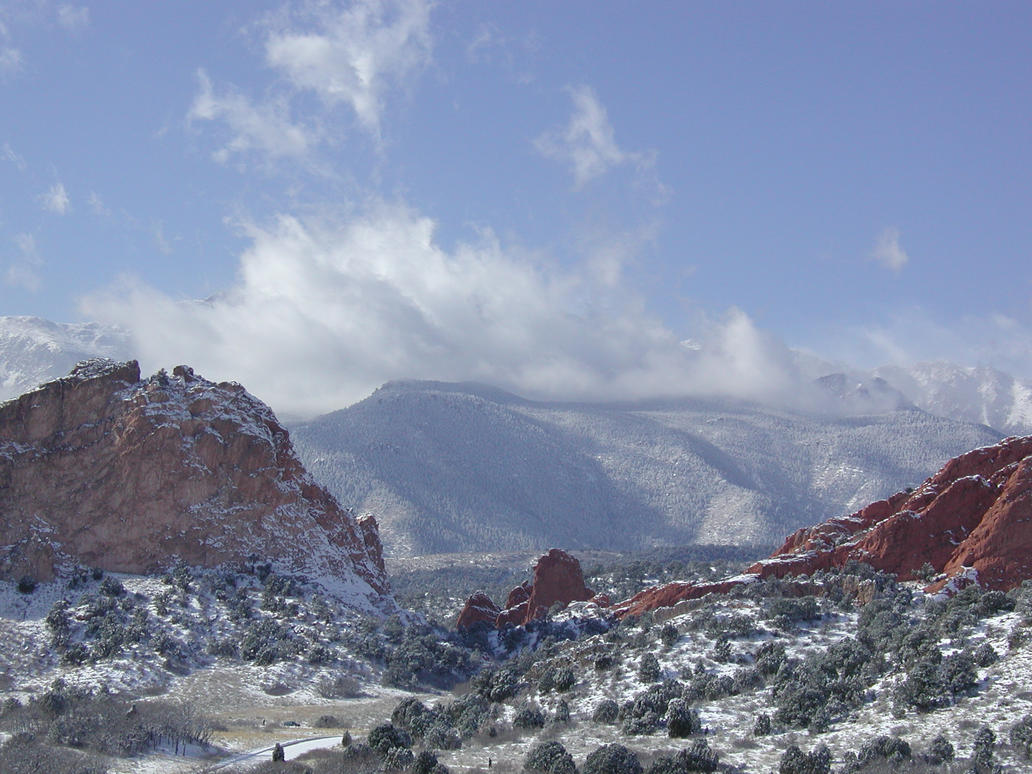 Garden of the Gods by the3dman