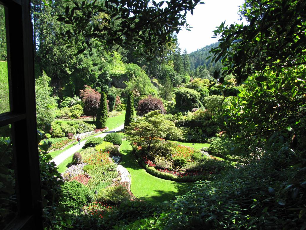 Sunken Gardens by the3dman