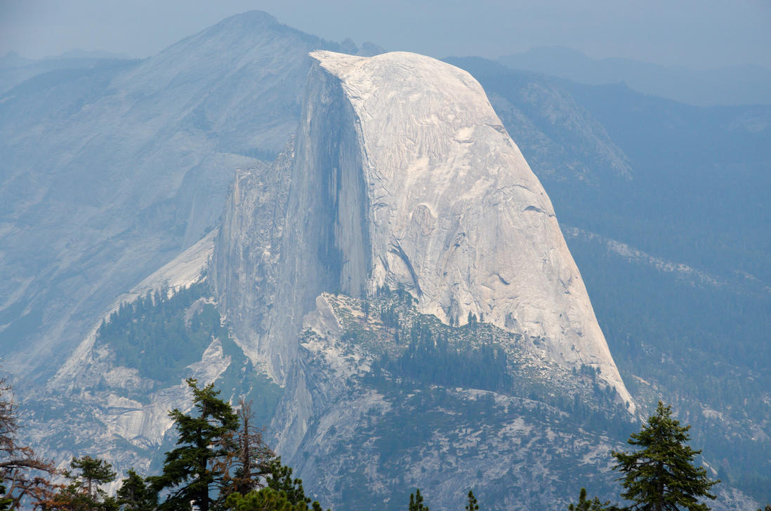 Half Dome at Yosemite #2 by the3dman
