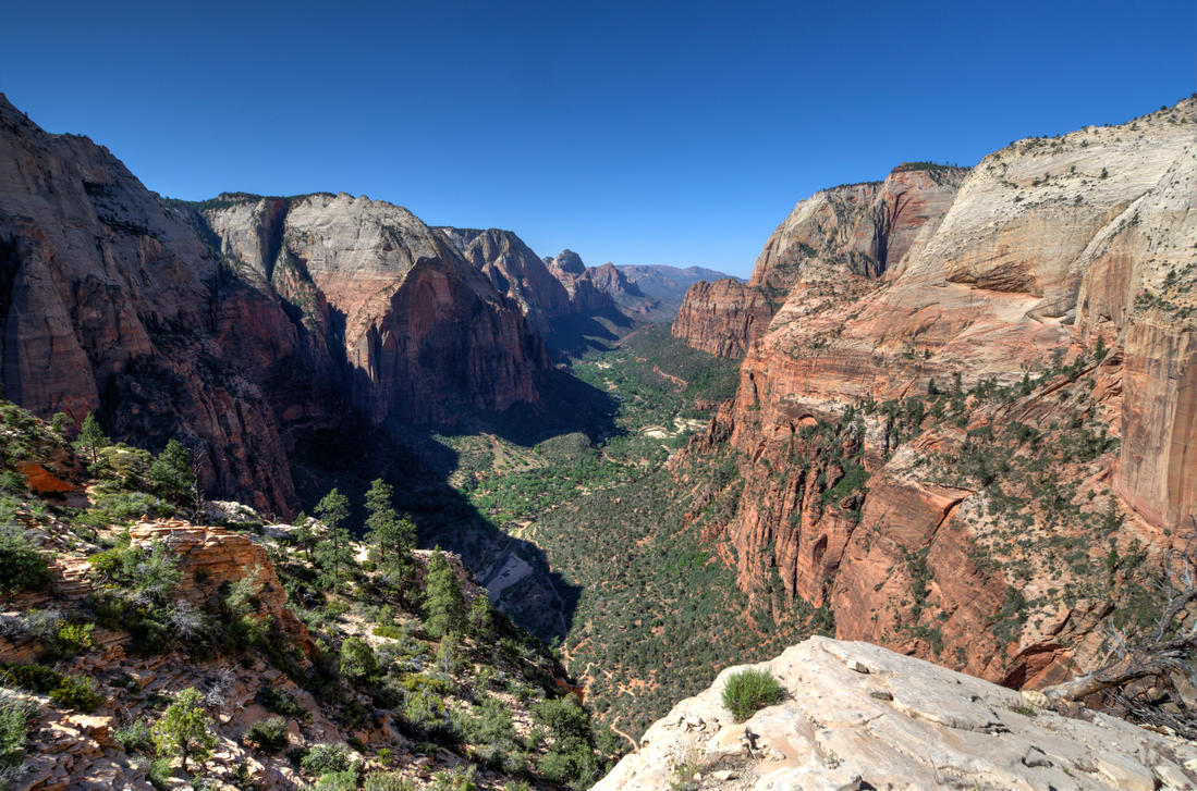 Zion Canyon by the3dman