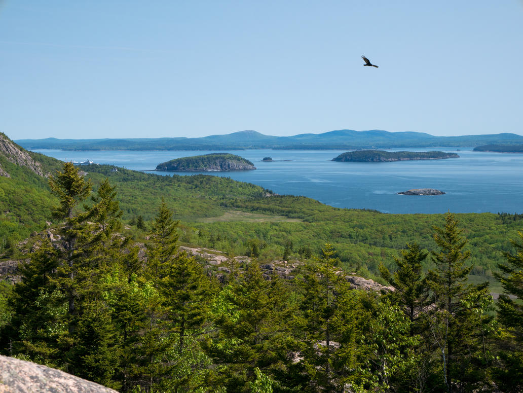 Acadia by the3dman