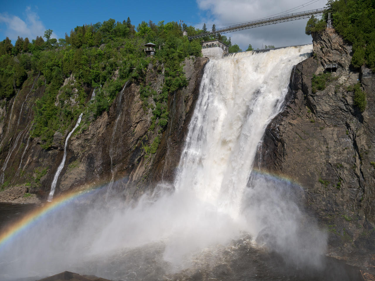 Montmorency Falls by the3dman